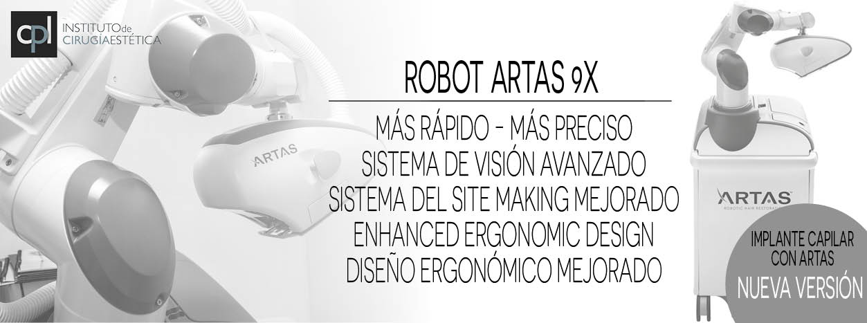 Robot Artas version 9x